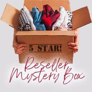 RESELLER | 5-STAR Mystery Box